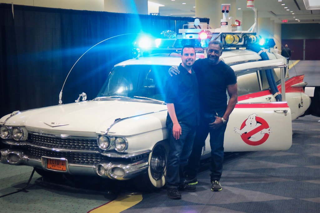 Toronto Comicon 2016 - Ghostbusters